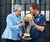 England Men's Cricket Team 15th July 2019