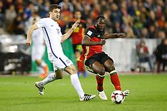 Greece v Belgium 25 march 2017