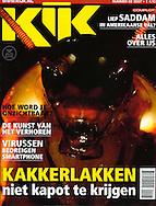 KIJK (Netherlands), cover, 2/2007, Photograph by Heidi and Hans-Juergen Koch/animal-affairs.com