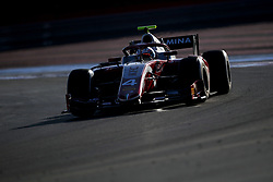 March 7, 2018 - Le Castellet, France - NYCK DE VRIES of the Netherlands and Prema Racing drives during the 2018 Formula 2 pre season testing at Circuit Paul Ricard in Le Castellet, France. (Credit Image: © James Gasperotti via ZUMA Wire)