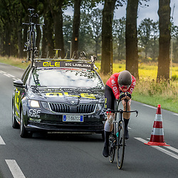 GENNEP (NED) CYCLING, SIMAC LADIES TOUR,   August 26th 2021,<br />Marlen Reusser