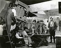 1932 Filming Beauty and Truth at MGM Studios