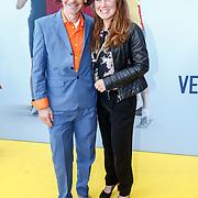 NLD/Utrecht/20150512 - Filmpremiere Ventoux, Bob de Jong en partner