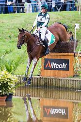 Sam Watson, (IRL), Horseware Bushman - Eventing Cross - Alltech FEI World Equestrian Games™ 2014 - Normandy, France.<br /> © Hippo Foto Team - Leanjo De Koster