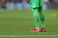 Football - 2019 / 2020 Premier League - Southampton vs. Liverpool<br /> <br /> Adrian of Liverpool during the Premier League match at St Mary's Stadium Southampton <br /> <br /> COLORSPORT/SHAUN BOGGUST