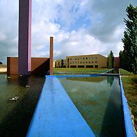 Architects Peter Walker and Martha Schwartz, Texas, USA