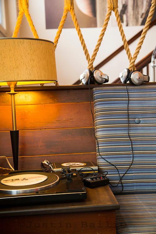 Commodore Hotel in Astoria, Oregon.