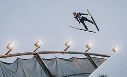 29.02.2020, Salpausselkae Hill, Lahti, FIN, FIS Weltcup Ski Sprung, Herren, Teamspringen, im Bild Pius Paschke (GER) // Pius Paschke of Germany during the men's team event of FIS Ski Jumping World Cup at the Salpausselkae Hill in Lahti, Finland on 2020/02/29. EXPA Pictures © 2020, PhotoCredit: EXPA/ JFK