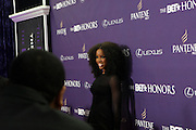 January 12, 2013- Washington, D.C-Recording Artist Kelly Rowland  attends the 2013 BET Honors Red Carpet held at the Warner Theater on January 12, 2013 in Washington, DC. BET Honors is a night celebrating distinguished African Americans performing at exceptional levels in the areas of music, literature, entertainment, media service and education. (Terrence Jennings)
