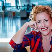 NLD/Rotterdam/20180423 - Perspresentatie Musicals aan de Maas, Maaike Boerdam