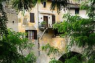 France, Languedoc Roussillon, Lozère (48), Cevennes, Sainte-Croix-Vallée-Française