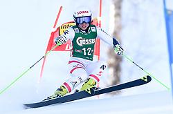 29.12.2017, Hochstein, Lienz, AUT, FIS Weltcup Ski Alpin, Lienz, Riesenslalom, Damen, 1. Lauf, im Bild Eva-Maria Brem (AUT) // Eva-Maria Brem of Austria in action during her 1st run of ladie's Giant Slalom of FIS ski alpine world cup at the Hochstein in Lienz, Austria on 2017/12/29. EXPA Pictures © 2017, PhotoCredit: EXPA/ Erich Spiess