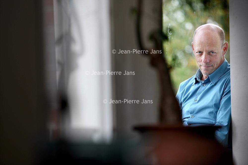 Nederland, Amsterdam , 16 september 2010..Paul Cohen documentairemaker..Foto:Jean-Pierre Jans