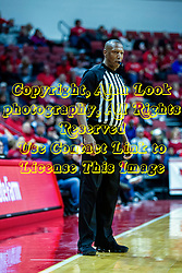 NORMAL, IL - February 08: Roland Simmons during a college basketball game between the ISU Redbirds and the Indiana State Sycamores on February 08 2020 at Redbird Arena in Normal, IL. (Photo by Alan Look)
