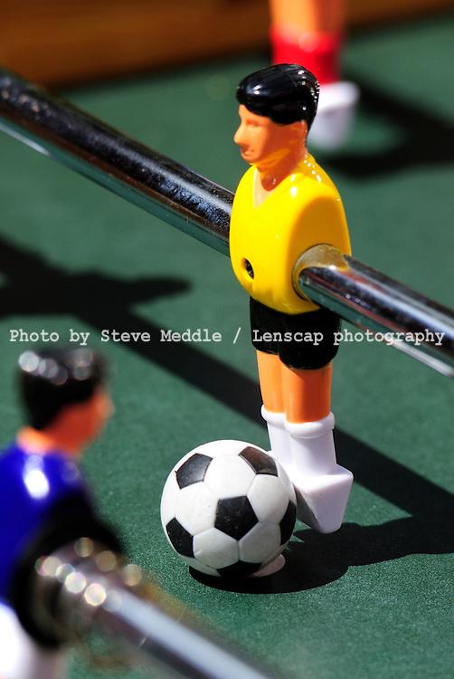 Table Football - August 2009