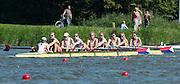 Amsterdam. NETHERLANDS.  USA W8+ Bow. Victoria OPITZ,  Meghan MUSNICKI, Amanda,POLK, Lauren SCHMETTERLING, Grace LUCZAK ,Caroline LIND, Eleanor LOGAN, Heidi ROBBINS and Cox. Katelin SNYDER.  Bosbaan Rowing Course. 2014 World Rowing Champions . 13:46:34  Wednesday  DATE}  [Mandatory Credit; Peter Spurrier/Intersport-images]