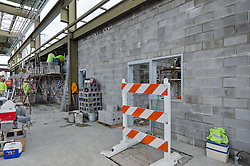 New Haven Rail Yard, Independent Wheel True Facility. CT-DOT Project # 0300-0139, New Haven CT.<br /> Photograph of Construction Progress Photo Shoot 27 on 27 September 2013. One of 52 Images Captured this Submission.