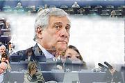 Plenary session of the European Parliament in Strasbourg - Antonio TAJANI, President.<br /> ------<br /> @dainalelardic @isopixbelgium @europeanparliament @ep_president @AntonioTajani #picoftheday #photooftheday #europe #parlementeuropeen #portrait #closeup #politics #europeanunion #strasbourg #france #hemicycle #plenary #plenarysession
