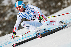 24.12.2012, Abfahrtspiste, CAN, FIS Ski Alpin Weltcup, Lake Louise, Abfahrt, Herren, im Bild Frederic Berthold, AUT // during Mens Downhill of FIS Ski Alpine World Cup at Lake Louise, Canada on 2012/11/24. EXPA Pictures © 2012, PhotoCredit: EXPA/ ESPA/ John Evely
