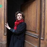 Piccolo Teatro Grassi, Milano, Italia, 9 Aprile 2021. Alessia Gennari, 38 anni, regista.