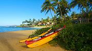 Waiohai Beach, Poipu, Kauai, Hawaii