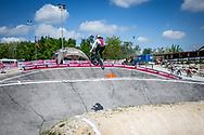 2021 UCI BMXSX World Cup 1&2<br /> Verona (Italy) - Friday Practice<br /> ^me#343 BRESCHAN, Noah (SUI, ME) Team_CH