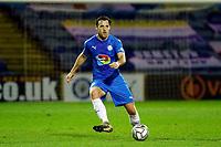 Jordan Keane. Stockport County FC 2-1 Barnet FC. Vanarama National League. Edgeley Park. 16.3.21