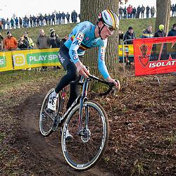 26-01-2020: Wielrennen: Wereldbeker Veldrijden: Hoogerheide <br />Yorben Lauryssen