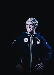 "21.10.2014, das kleine Berghotel, Riezlern, AUT, OESV, Nordische Kombinierer, Fotoshooting, im Bild Martin Fritz (AUT) // Martin Fritz of Austria during the Photoshooting of the Ski Austria Nordic Combined Team at ""das kleine Berghotel"", Riezlern, Austria on 2014/10/21 . EXPA Pictures © 2014, PhotoCredit: EXPA/ JFK"