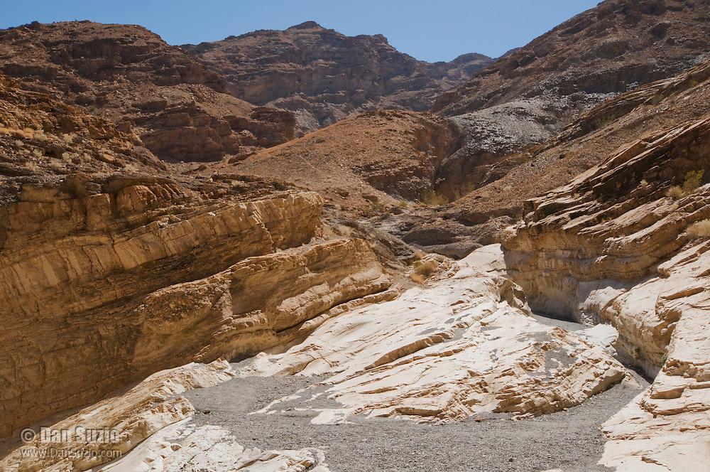 Mosaic Canyon, Death Valley National Park, California