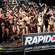 NLD/Amsterdam/20070804 - Gaypride Canalparade 2007, boot van Rapido