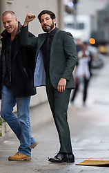 Jon Bernthal is seen at 'Jimmy Kimmel Live' in Los Angeles, California. NON-EXCLUSIVE January 17, 2019. 17 Jan 2019 Pictured: Jon Bernthal. Photo credit: RB/Bauergriffin.com / MEGA TheMegaAgency.com +1 888 505 6342