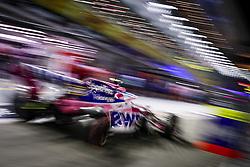 September 20, 2019, Singapore, Singapore: Motorsports: FIA Formula One World Championship 2019, Grand Prix of Singapore, ..#18 Lance Stroll (CAN, Racing Point F1 Team) (Credit Image: © Hoch Zwei via ZUMA Wire)