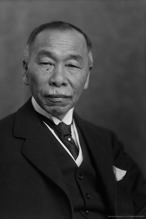 Gonsuke Hayashi, Baron, Japanese Ambassador, 1923
