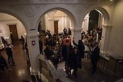 Pace London presents The Calder Prize 2005-2015, Burlington Gardens, London.  Thursday 11 February 2016,
