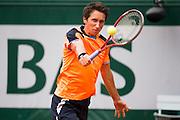 Paris, France. Roland Garros. May 27th 2013.<br /> Ukrainian player Sergiy STAKHOVSKY AGAINST Richard GASQUET