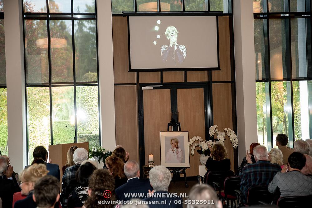 NLD/Woudenberg/20181008 - Herdenkingsdienst Anneke Gronloh, Herdenkingsdienst