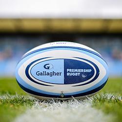 Gallagher Premiership Branding