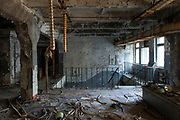 Pripyat, abandoned residential city that supplied Chernobyl