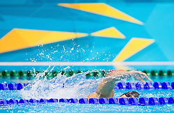 Darko Duric of Slovenia competes during the Men's 200m Freestyle S4 Final of Swimming competition during Day 10 of the Summer Paralympic Games London 2012 on September 7, 2012, in  Aquatics centre, London, Great Britain. (Photo by Vid Ponikvar / Sportida.com)