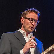 NL/Baarn/20201126 - Minister Van Engelshoven te gast bij Theater Thuis.nl , Pieter Jouke