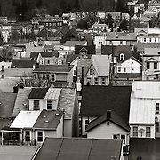 Rooftops, Shamokin, PA