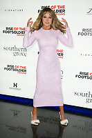 Lizzie Cundy at the Rise Of The Footsoldier Origins Premiere, Cineworld Leicester Square in Leicester Square, London