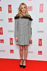 Fearne Cotton attending the Red Women of the Year Awards, at the Royal Festival Hall in London. Picture date: Monday October 17th, 2016. Photo credit should read: Matt Crossick/ EMPICS Entertainment.
