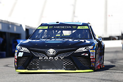 September 23, 2017 - Loudon, New Hampshire, United States of America - September 23, 2017 - Loudon, New Hampshire, USA: Matt Kenseth (20) takes to the track to practice for the ISM Connect 300 at New Hampshire Motor Speedway in Loudon, New Hampshire. (Credit Image: © Justin R. Noe Asp Inc/ASP via ZUMA Wire)