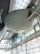 Tel Aviv University, Interior of the Porter Ecology Building