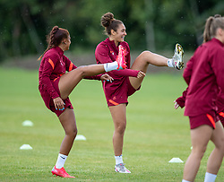 WALLASEY, ENGLAND - Wednesday, July 28, 2021: Liverpool's Jade Bailey during a training session at The Campus as the team prepare for the start of the new 2021/22 season. (Pic by David Rawcliffe/Propaganda)