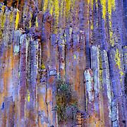 Basalt Formations along the Umpqua River, Umpqua National Forest, Oregon