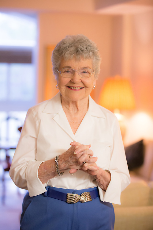 """In 1948 Anna Bryce Edmonson was the part of the first female graduating class from the University of Florida. Edmonson's son also graduated from UF and her granddaughter is attending UF's College of Medicine. The Edmonson's history with UF is being featured in Florida Gator magazine in a segment titled """"Lasting Legacy."""" Anna Edmonson lives in Gainesville, Florida."""