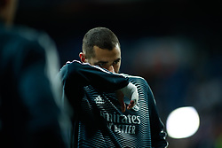 March 2, 2019 - Madrid, MADRID, SPAIN - Karim Benzema of Real Madrid during the spanish league, La Liga, football match played between Real Madrid and FC Barcelona at Santiago Bernabeu Stadium in Madrid, Spain, on March 02, 2019. (Credit Image: © AFP7 via ZUMA Wire)